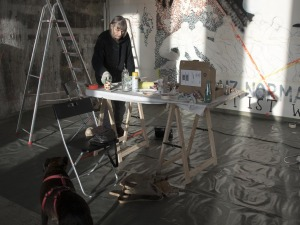 Ein ganz normaler Hebst, nur anders- Projekt KVFM-  Kerstin Krone Bayer - Tag 13