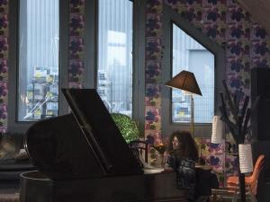 Ein ganz normaler Hebst, nur anders- Projekt KVFM-  Pianist Carl Puschan Mousavi Malvani- Tag 15