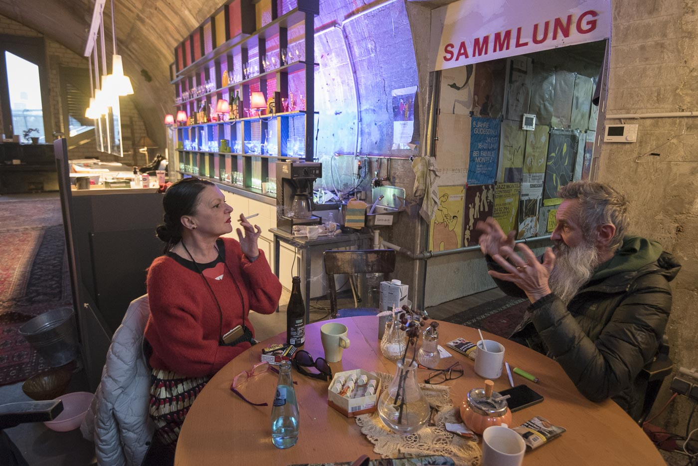 Ein ganz normaler Hebst, nur anders- Projekt KVFM- Vesna Bilic- 2 Tag