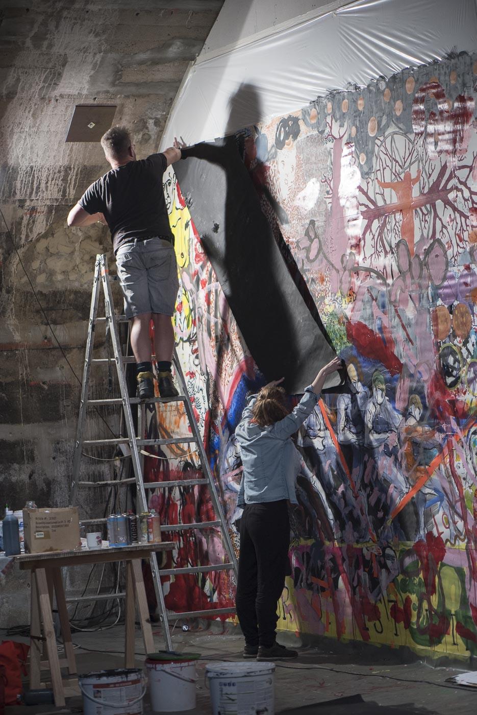 Ein ganz normaler Herbst, nur anders..2020- Projekt KVFM- Ulrich Dieckmann und Martin Janssen- Tag 29