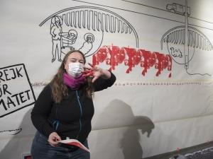 Ein ganz normaler Hebst, nur anders- Projekt KVFM- Kirsten Lichtblau-  Tag 5