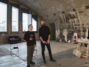 Ein ganz normaler Hebst, nur anders- Projekt KVFM- Jerome Cholet und Janek-  Tag 9