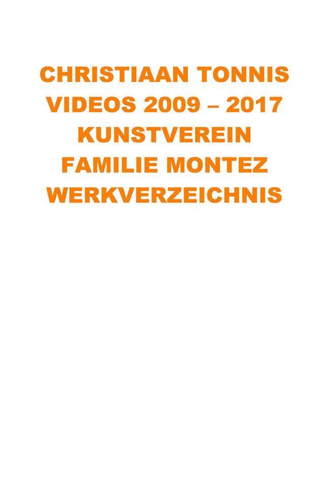 Christiaan Tonnis - Frankfurt Germany